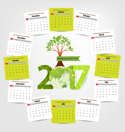 Energiakartoitus kalenteri 2017